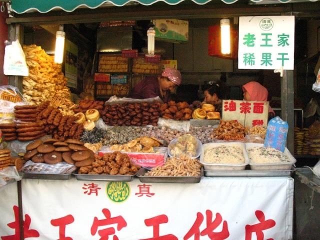 Huhhot market