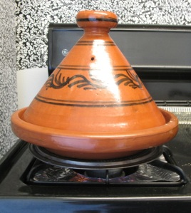 This is my tagine