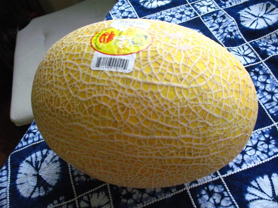 melons Asian hami